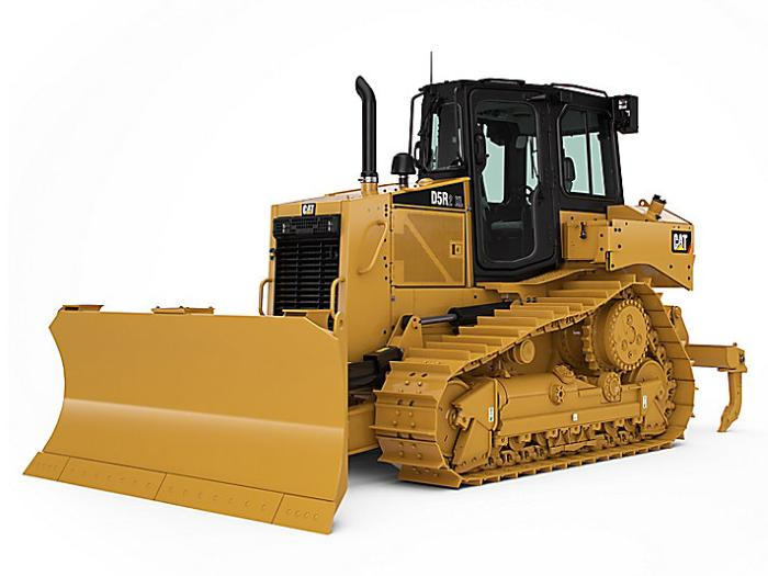 Бульдозер Caterpillar D5R2 XL
